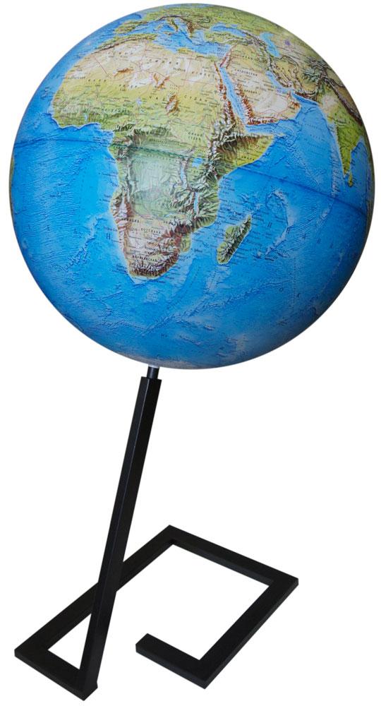 Глобус Глобусный мир 10403 глобус глобусный мир 10406 с физической картой мира с подставкой синий диаметр 64 см