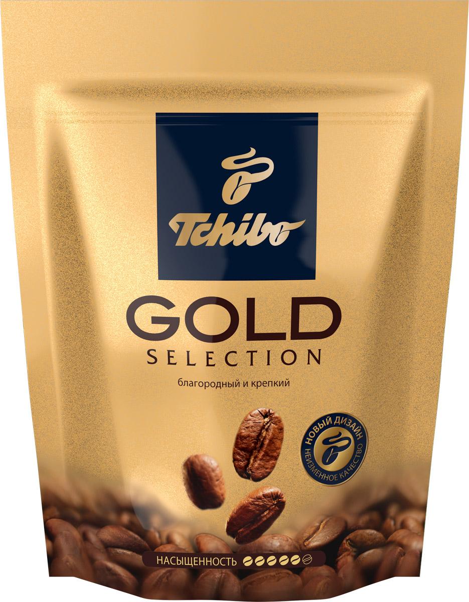 Tchibo Gold Selection кофе растворимый, 75 г