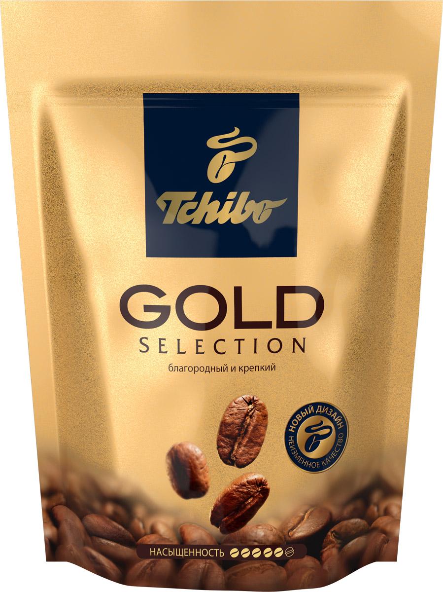 Tchibo Gold Selection кофе растворимый, 150 г
