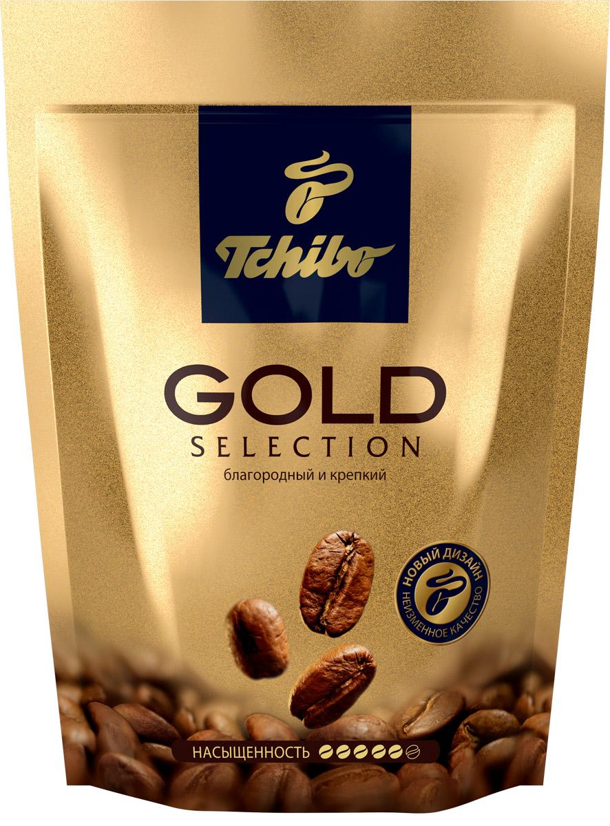 Tchibo Gold Selection кофе растворимый, 285 г