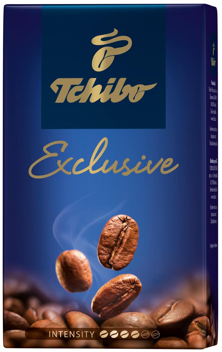 Tchibo Exclusive кофе молотый, 250 г