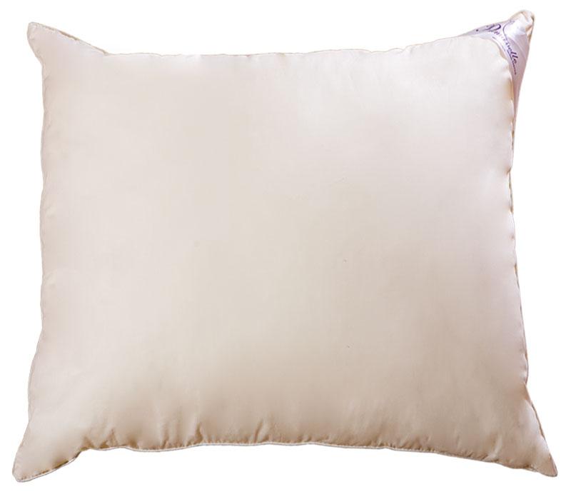 Подушка Primavelle Бригитта, наполнитель: пух, цвет: бежевый, 68 х 68 см подушка primavelle nelia 68 х 68 см