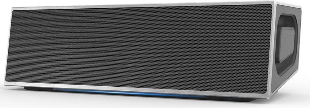GZ Electronics LoftSound GZ-11, Silver портативная акустическая система