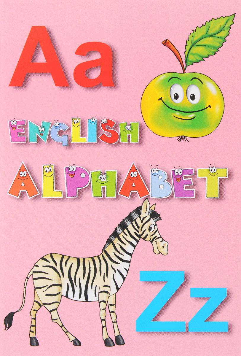 этом, английский алфавит в красочных картинках металлик броский