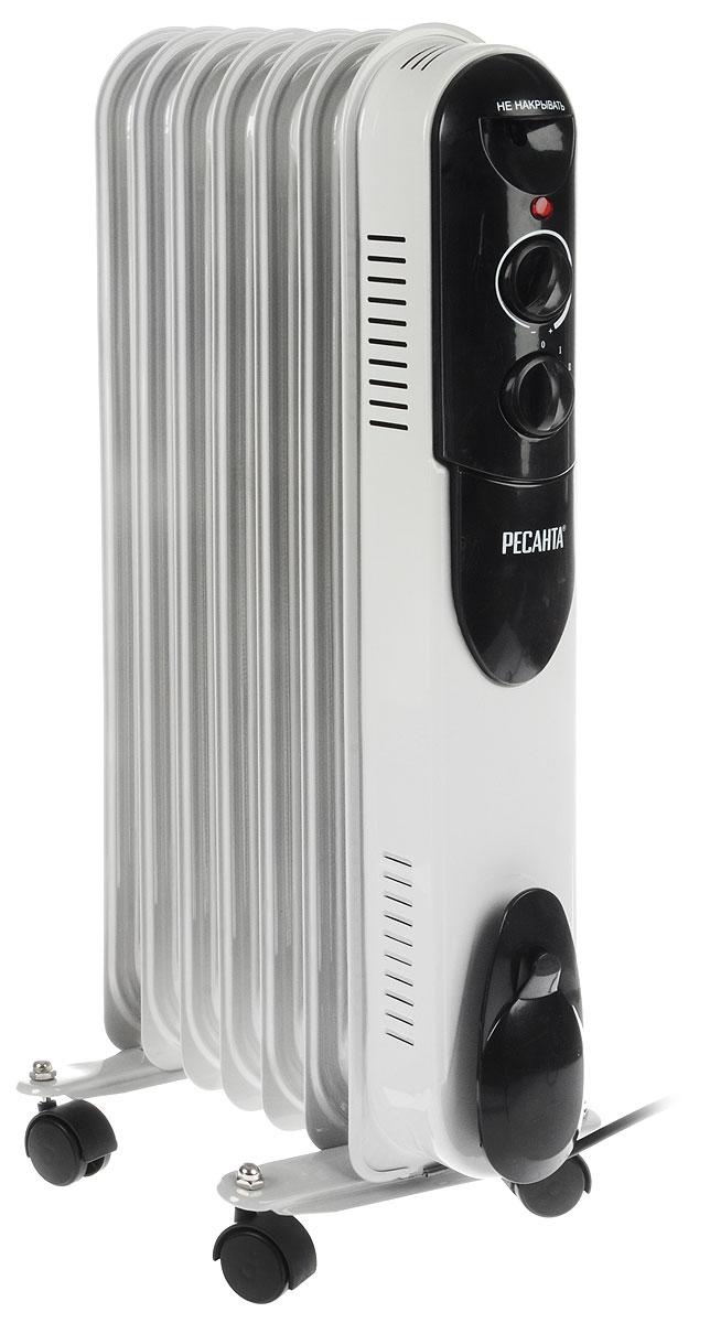лучшая цена Ресанта ОМПТ-7Н (1,5 кВт) напольный радиатор