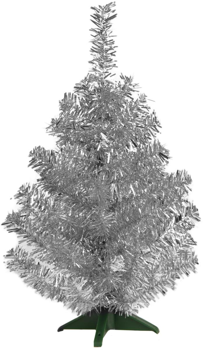 Ель искусственная Morozco, настольная, цвет: серебристый, высота 30 см ель искусственная morozco настольная цвет серебристый высота 30 см