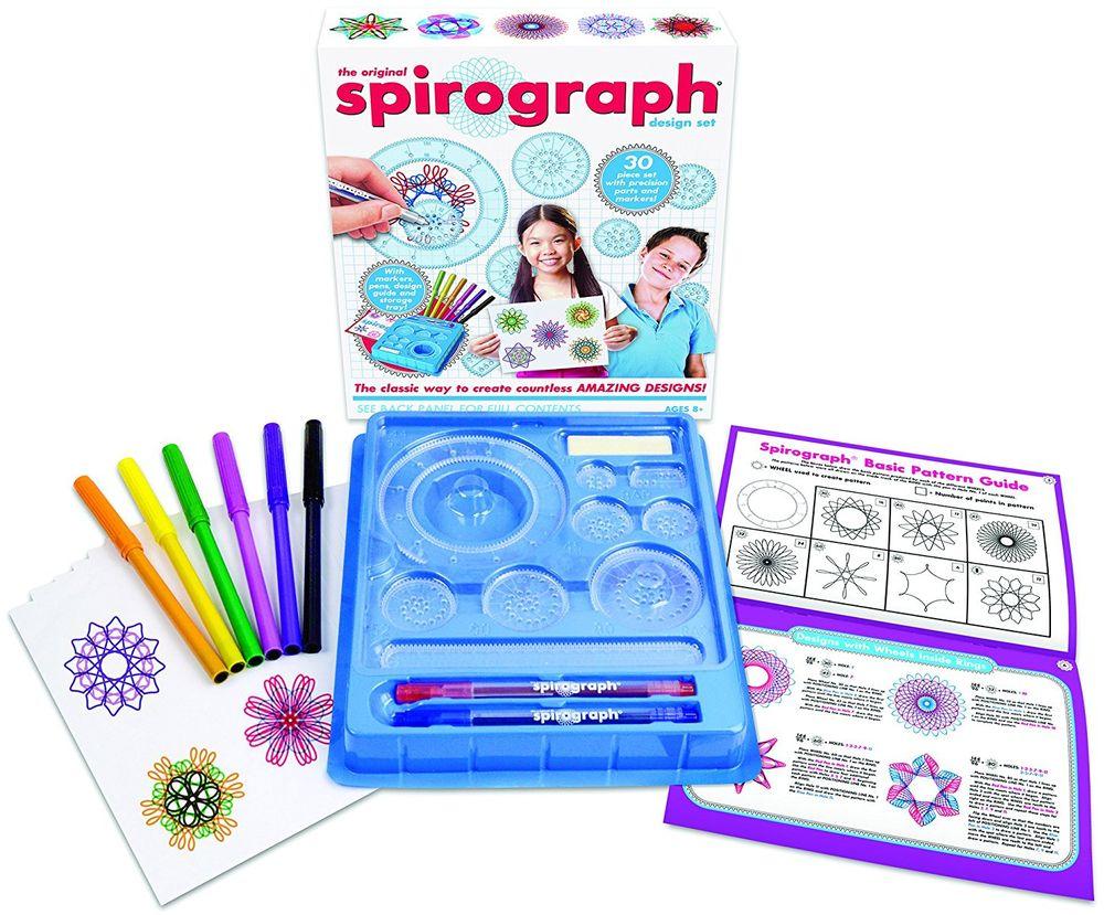 Spirograph Набор для рисования Design