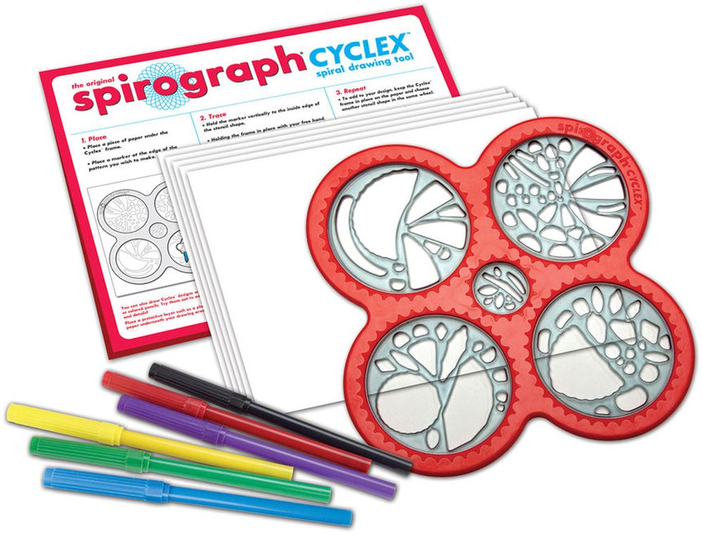 Spirograph Набор для рисования Cyclex