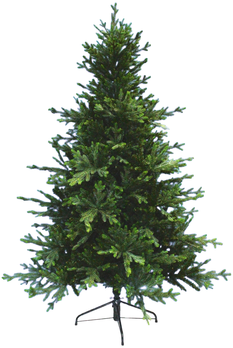 Ель искусственная Beatrees Calipso, цвет: зеленый, высота 1,6 м ель искусственная beatrees st petersburg напольная высота 2 15 м
