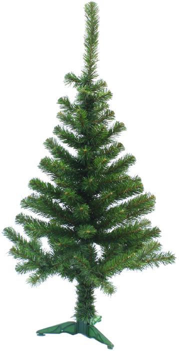 Ель искусственная Morozco Уральская, цвет: зеленый, высота 120 см ель искусственная crystal trees уральская стройная 120 см