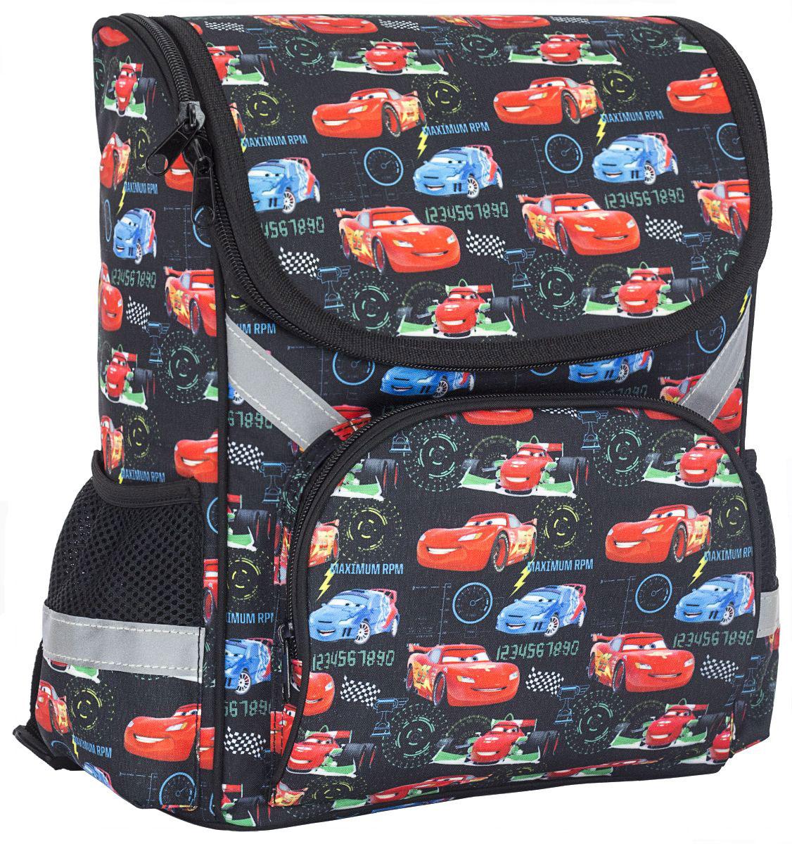 Cars Ранец школьный цвет черный красный синий ранец школьный для мальчика proff vs16 bp 08 черный