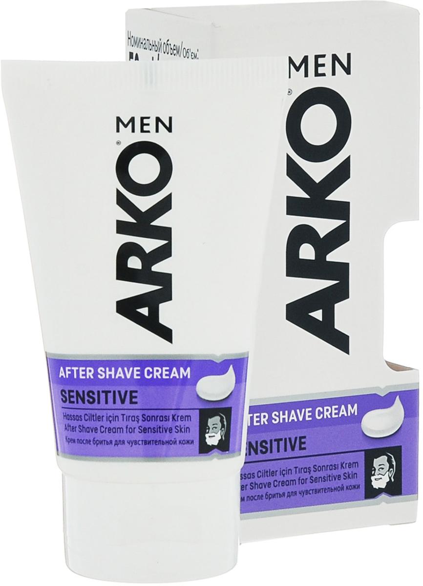 Arko MEN Крем после бритья Sensitive 50 мл