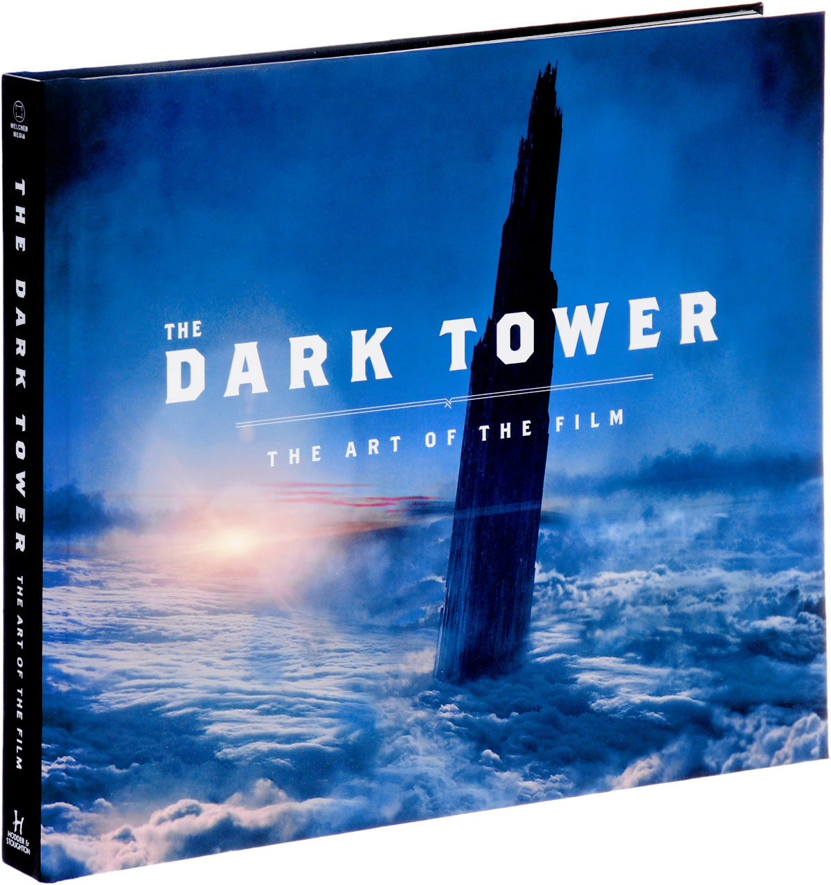 The Dark Tower: The Art of the Film last man in tower