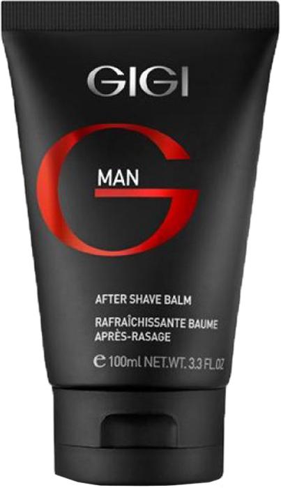GIGI Бальзам после бритья Man After Shave Balm, 100 мл после бритья recipe for men бальзам after shave balm объем 100 мл