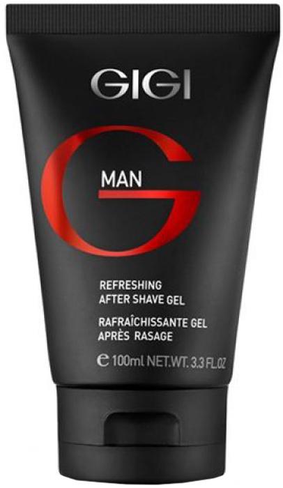 GIGI Гель после бритья Man Refreshing After Shave Gel, 100 мл after shave gel гель после бритья