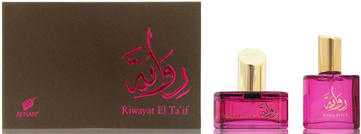 Afnan Riwayat El Ta'If Парфюмерная вода, 50 + 20 мл. asgharali afnan