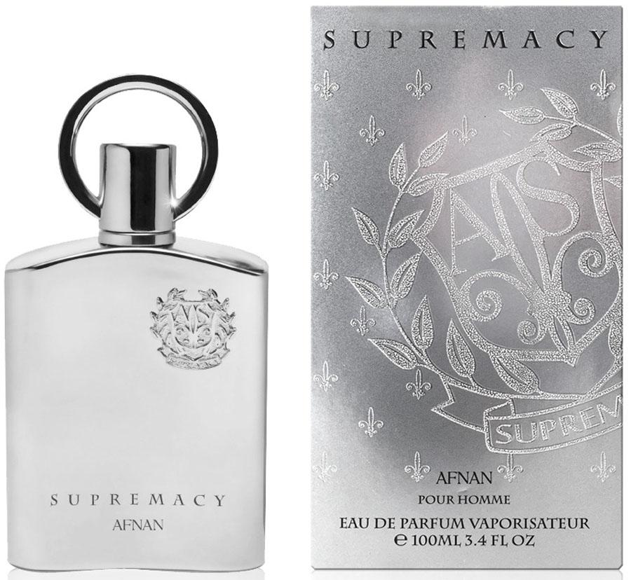 Afnan Supremacy Pour Homme 100 мл afnan парфюмерный набор supremacy gift set supremacy pour femme 100 мл supremacy pour homme 100 мл