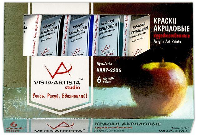 Vista-Artista Краска акриловая Studio 22 мл