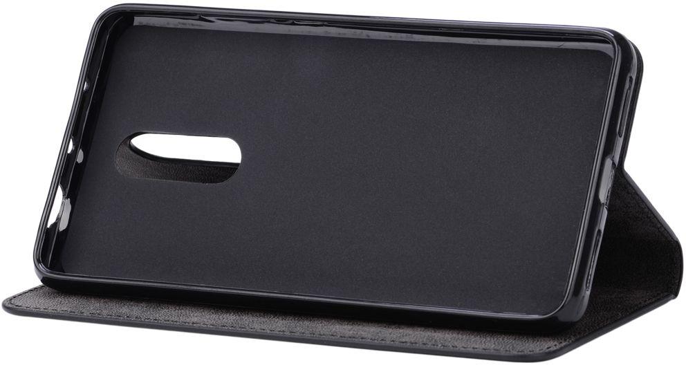 все цены на Interstep Is Vibe чехол для Xiaomi RedMi Note 4, Black онлайн
