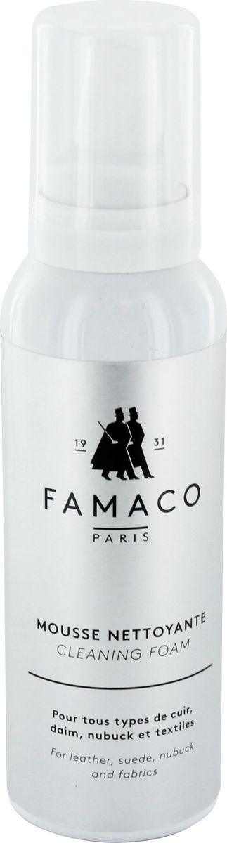 AEROSOL MOUSSE NETTOYANTE 125 ML FAMACO ,Пеноочиститель, FAMACO, 125 мл шнурки famaco