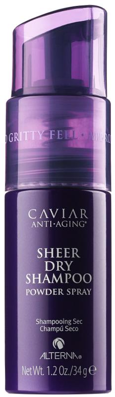 Alterna Caviar Anti-aging Sheer Dry Shampoo Сухой шампунь для волос, 34 мл недорого
