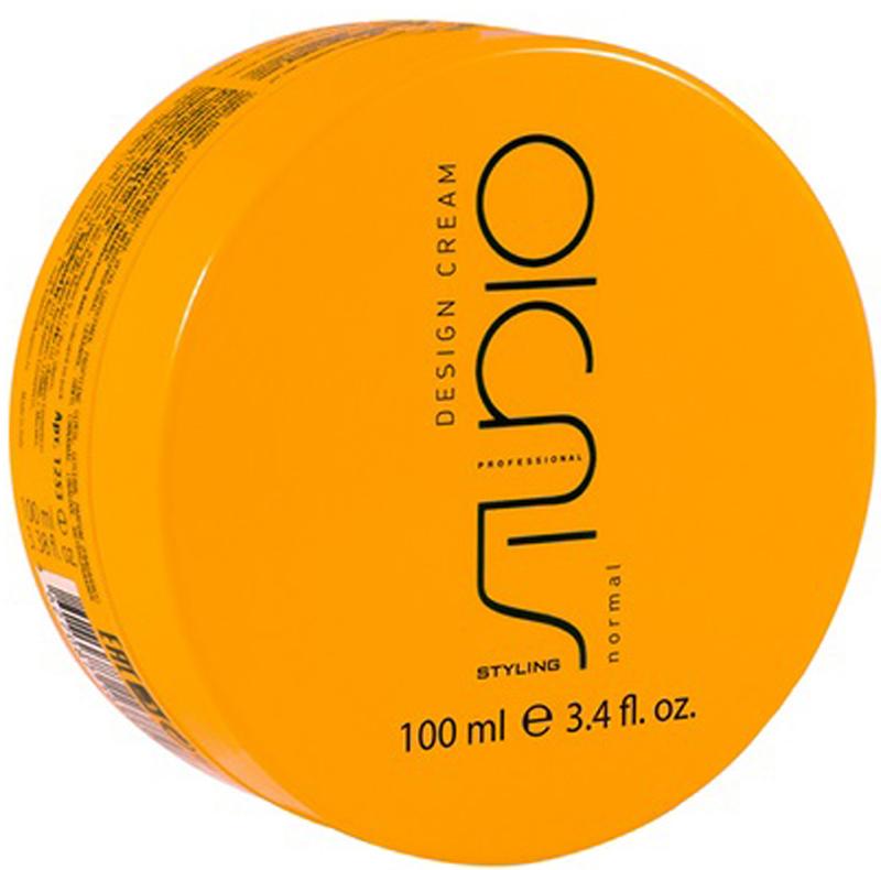 Kapous Professional Design Cream Моделирующие сливки для укладки волос нормальной фиксации, 100 мл