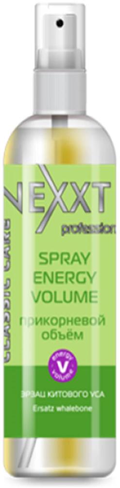 Спрей прикорневой объем Nexxt Professional, 250 мл