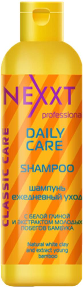 Шампунь ежедневный уход Nexxt Professional, 250 мл