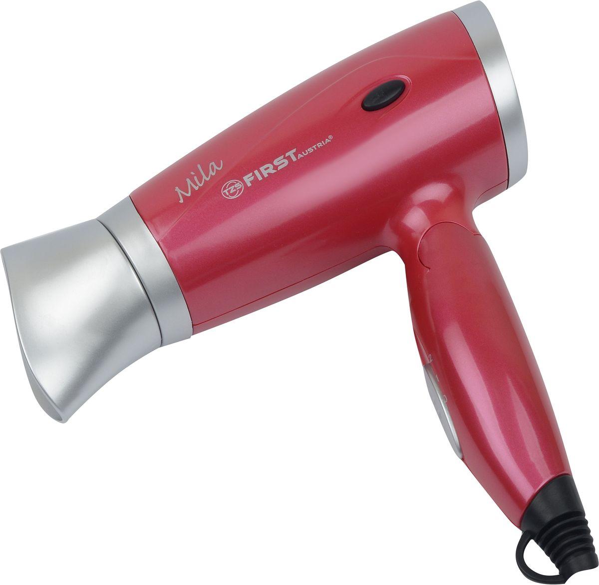 где купить Фен для волос First FA-5666-3-RE по лучшей цене