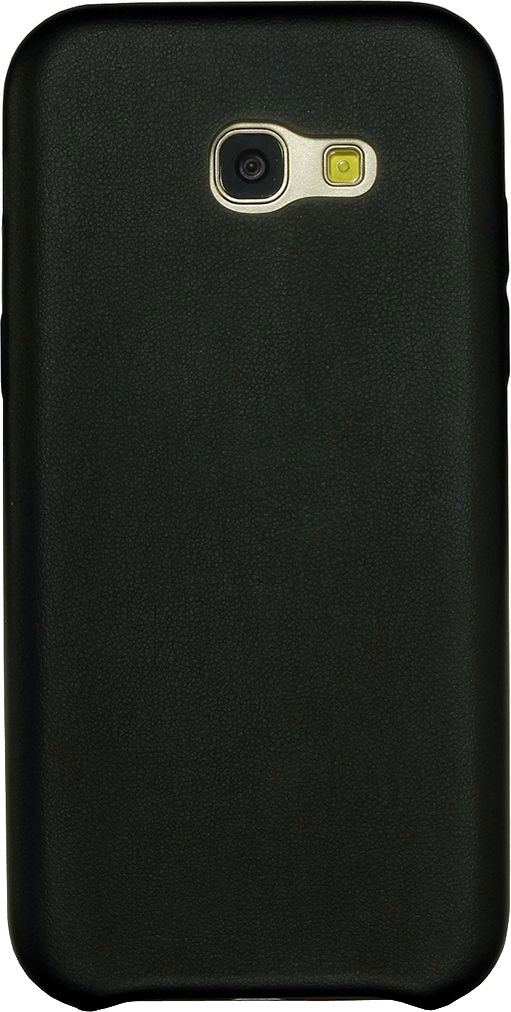 Накладка G-Case Slim Premium для Samsung Galaxy A5 (2017) SM-A520F черная аксессуар чехол для samsung galaxy a5 2017 a520f gecko book gold g book sama5 2017 gold