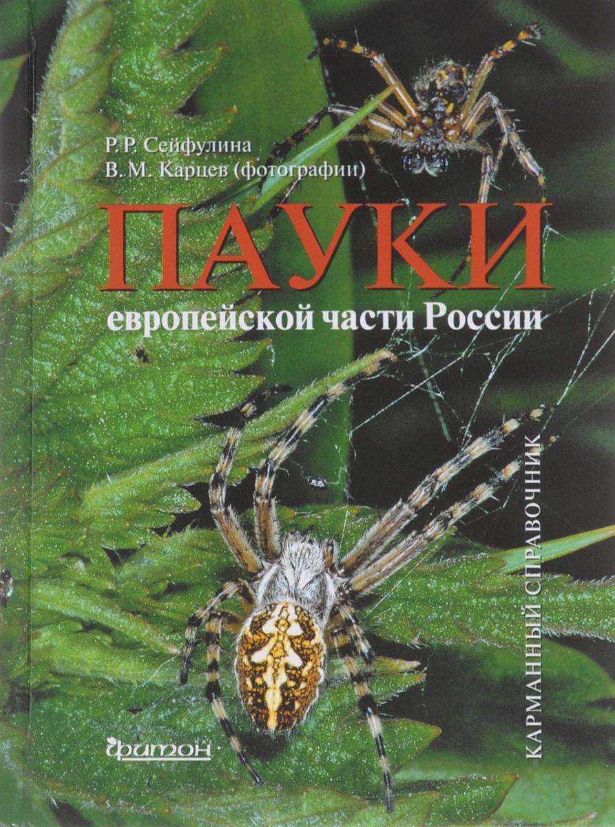 Р. Р. Сейфулина Пауки европейской части России