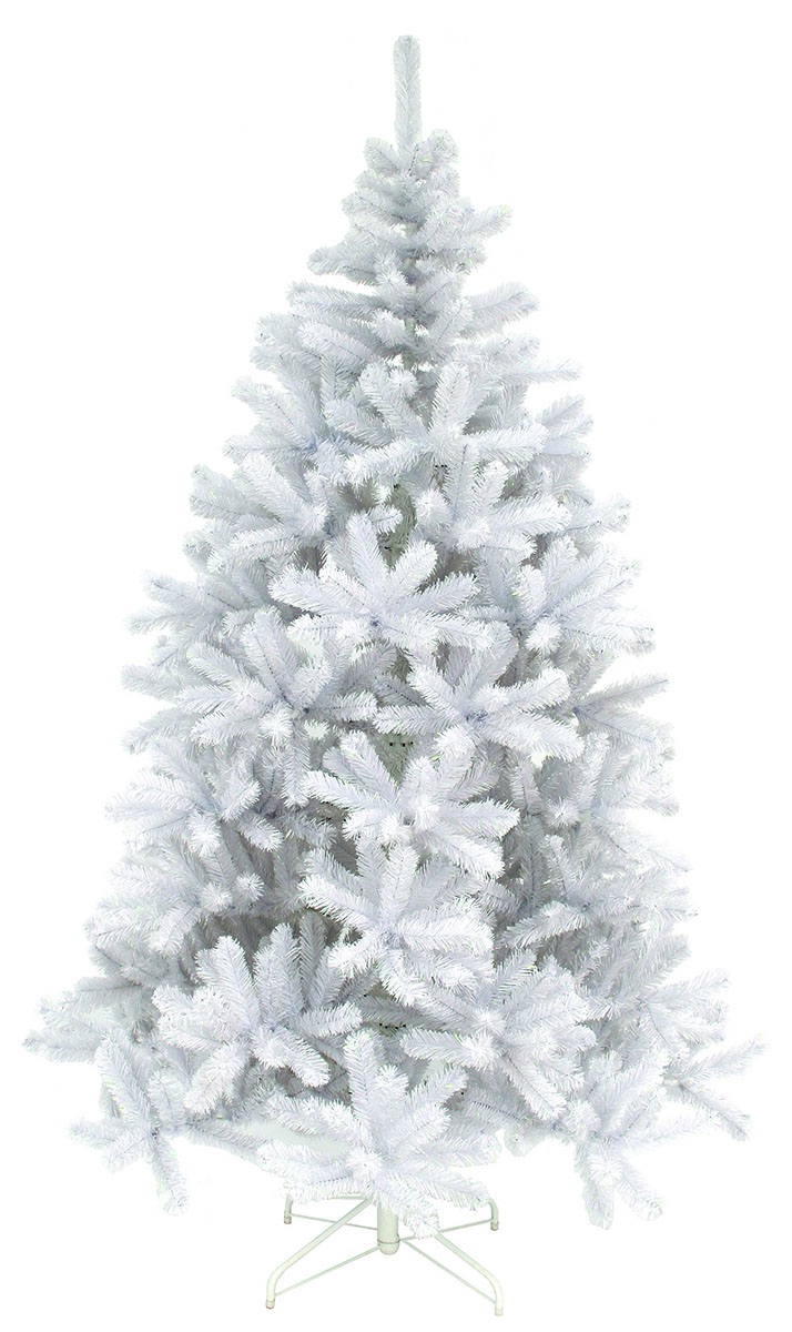 Ель искусственная Triumph Tree Исландская, цвет: белый, высота 215 см цена
