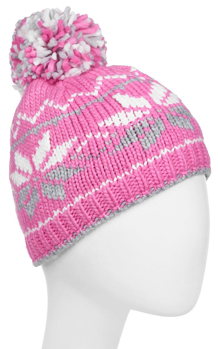 Шапка Luhta футболка женская luhta цвет светло розовый 939337309lv 602 размер m 46
