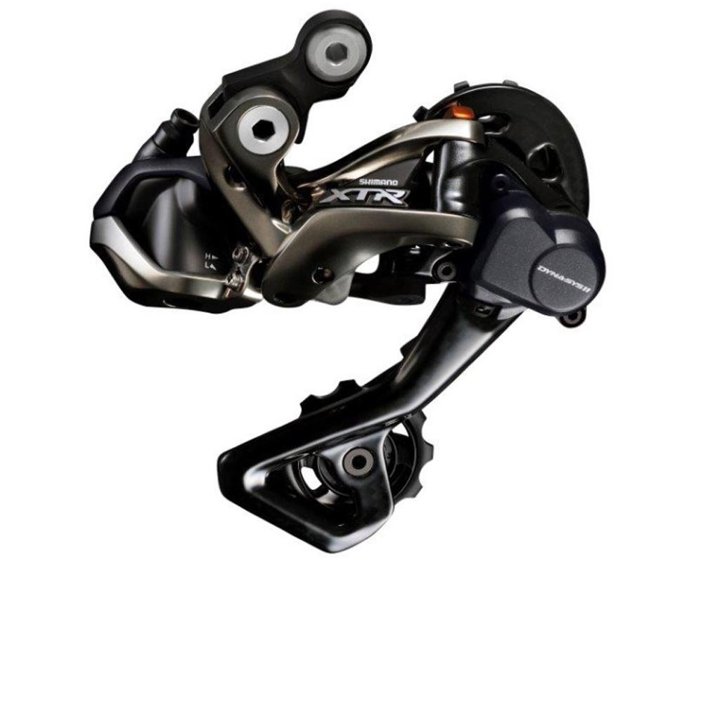 Переключатель задний Shimano XTR Di2 M9050, 11 скоростей, SGS