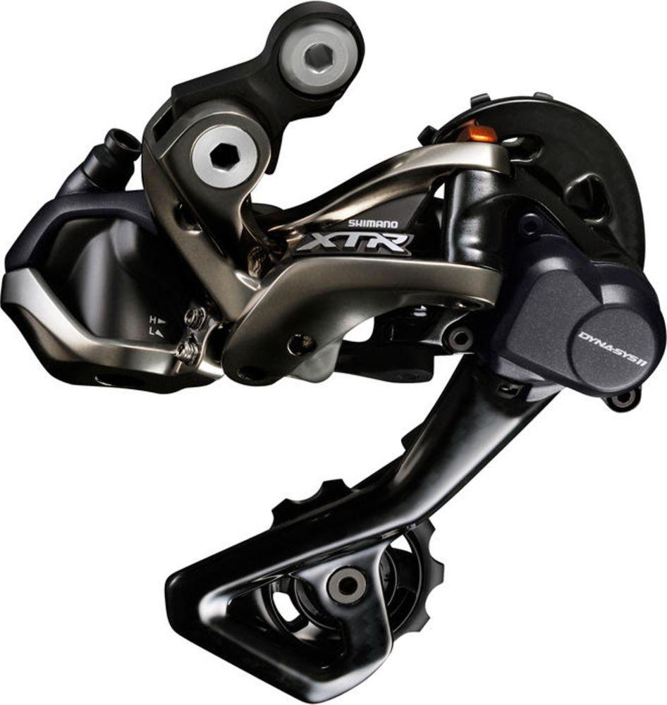 цена на Переключатель задний Shimano XTR Di2 M9050, 11 скоростей, GS