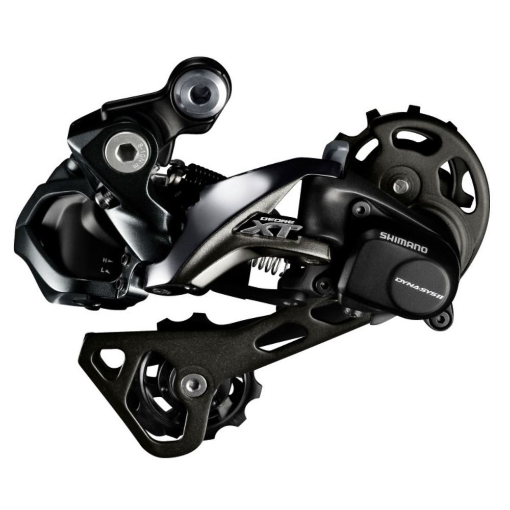 Переключатель задний Shimano XT Di2 M8050, 11 скоростей, GS