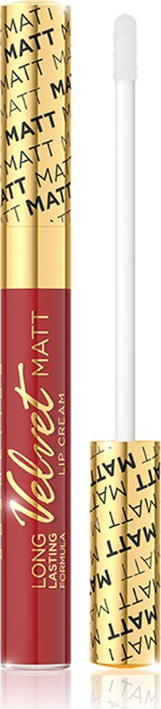 Eveline Жидкая губная помада №414 Velvet matt, 9 мл