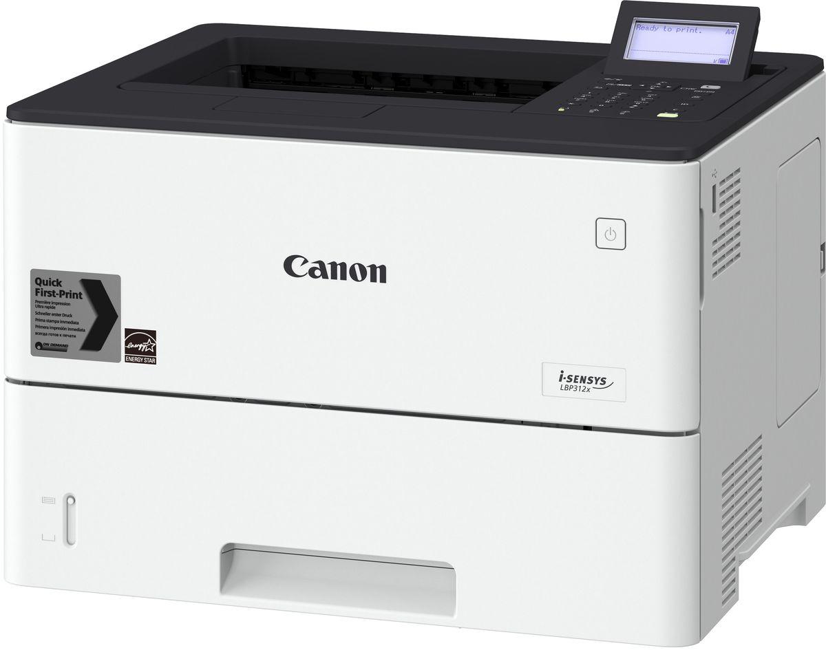 Принтер Canon i-Sensys LBP312X, Black не удалось установить принтер невозможно завершить операцию 0x000006be