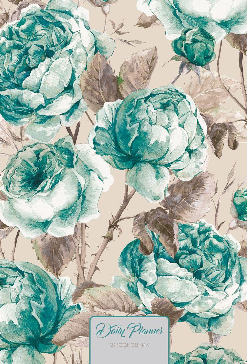 Канц-Эксмо Ежедневник Цветы Нежные розы недатированный 128 листов формат A5+ недорого