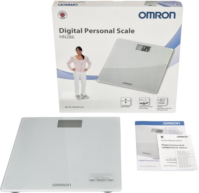 Весы Omron HN-286 бытовые