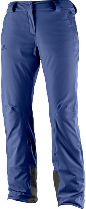 a7579505d4872 Брюки утепленные Salomon Icemania Pant W — купить в интернет-магазине OZON  с быстрой доставкой