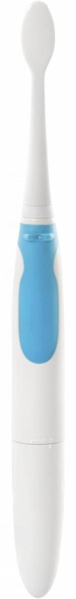 Зубная щетка CS Medica SonicPulsar CS-161 электрическая, голубая зубная щетка cs medica электрическая звуковая sonicpulsar cs 262