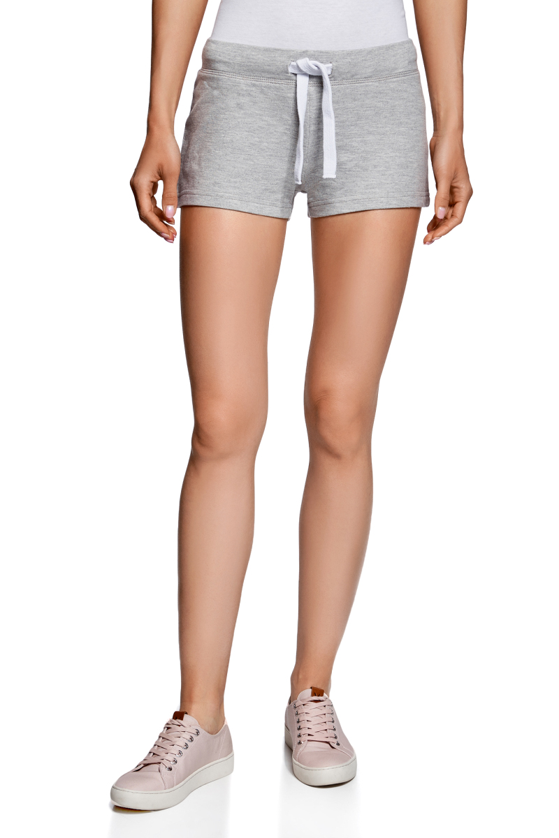 Шорты oodji шорты женские oodji ultra цвет синий джинс 12807076 1b 45877 7500w размер 27 44