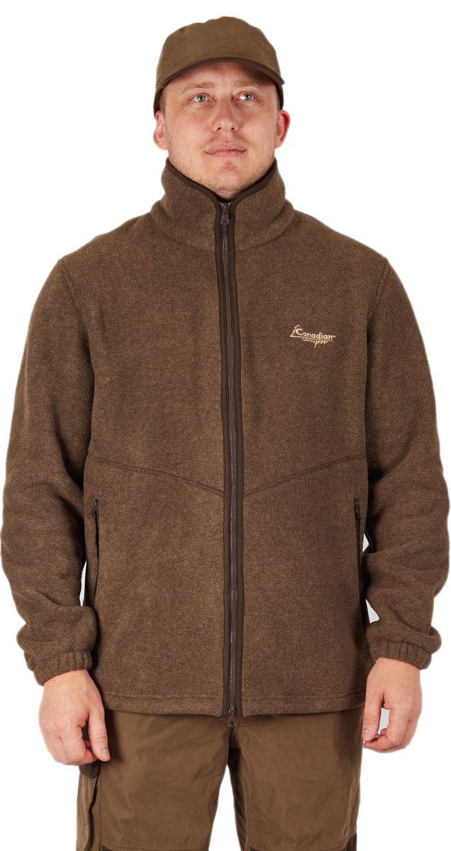Куртка камуфляжная Canadian Camper жилет для рыбалки и охоты мужской canadian camper fokel цвет коричневый fokel brown размер 3xl 58