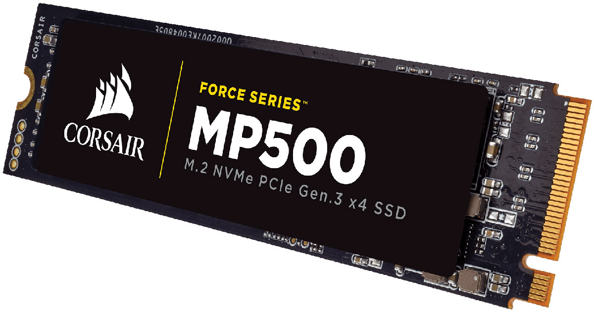 Corsair Force Series MP500 120GB SSD-накопитель (CSSD-F120GBMP500)
