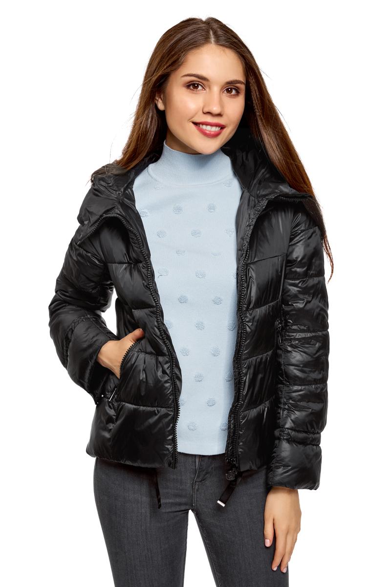 Женские куртки осень фото