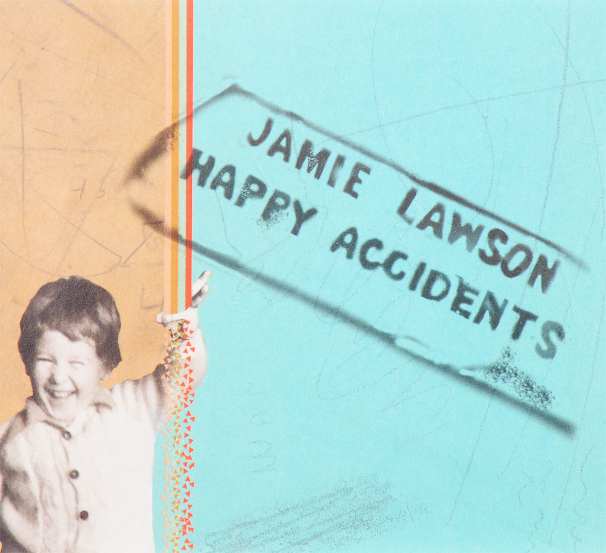 Jamie Lawson,Ron Sexsmith Jamie Lawson. Happy Accidents. Deluxe Edition самокат anne lawson