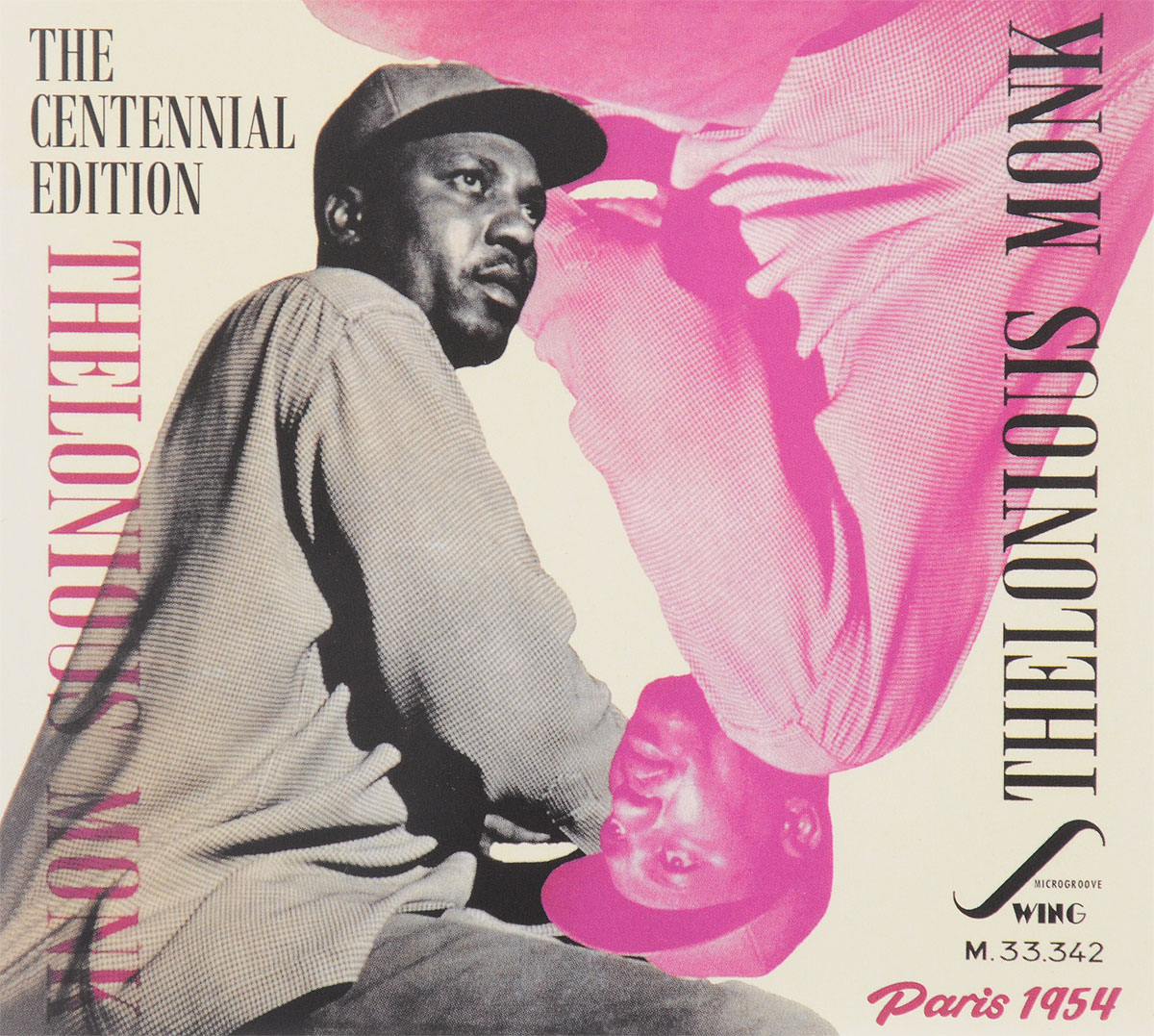 лучшая цена Телониус Монк Thelonious Monk. Piano Solo. The Centennial Edition