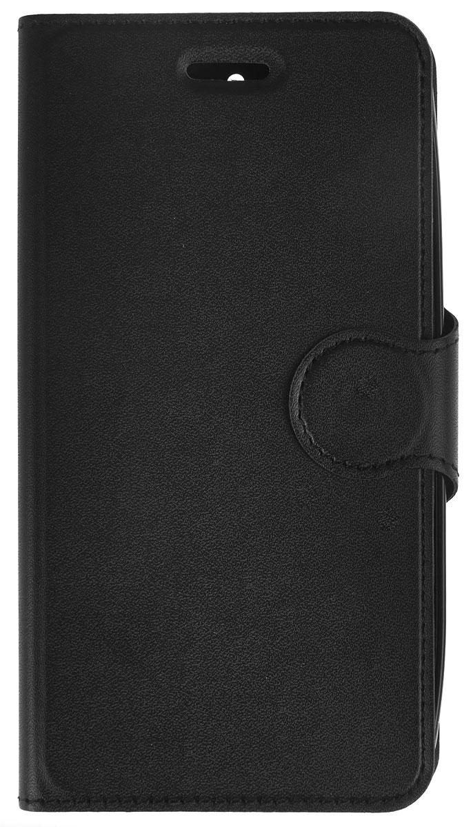 Red Line Book Type чехол для Asus ZenFone Go (ZB500KL), Black стоимость