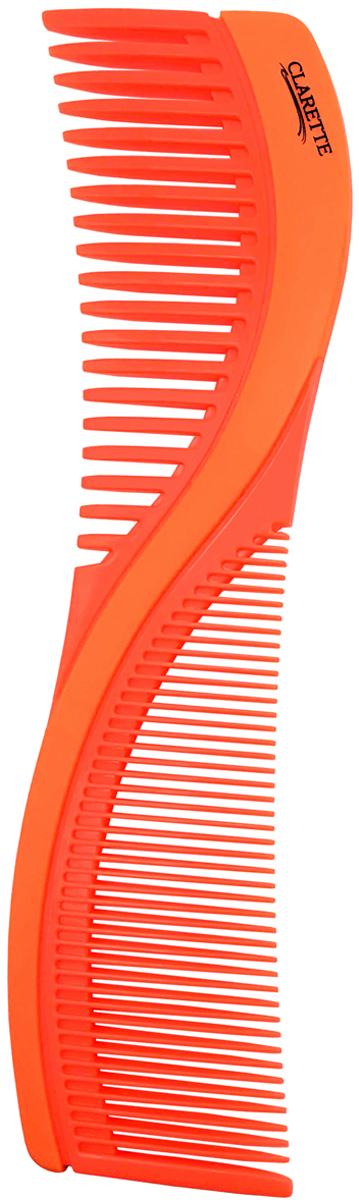 Clarette Расческа для волос двухсторонняя. CPB 684 clarette расческа комбинированная clarette